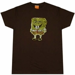 SpongeBob SquarePants T-Shirt Sheer