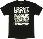 Stand by Me Shut Up T Shirt