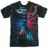 Star Trek 3 Movie Poster Sublimated T Shirt