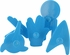Star Trek 5 Piece Cookie Cutter Set
