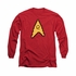 Star Trek 8 Bit Engineering Long Sleeve T Shirt