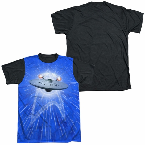 Star Trek All She's Got BB Sublimated T Shirt