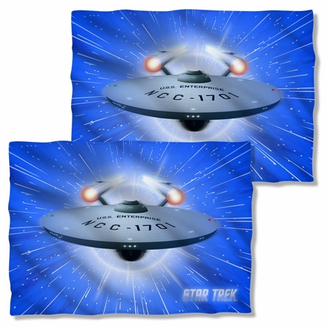 Star Trek All She's Got FB Pillow Case