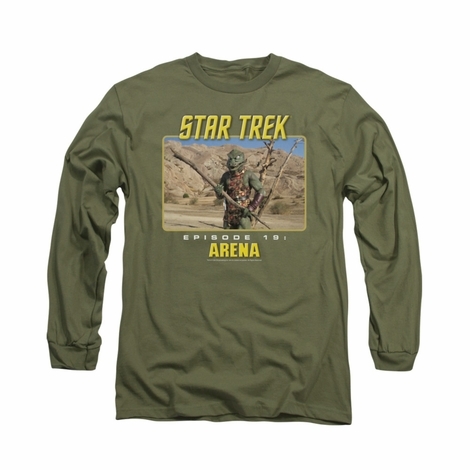 Star Trek Arena Long Sleeve T Shirt