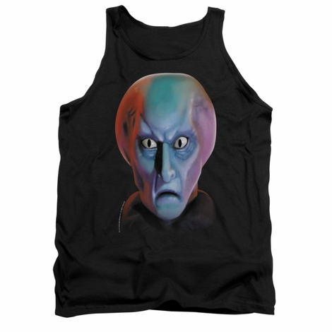 Star Trek Balok Head Tank Top