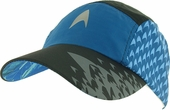 Star Trek Blue Running Hat