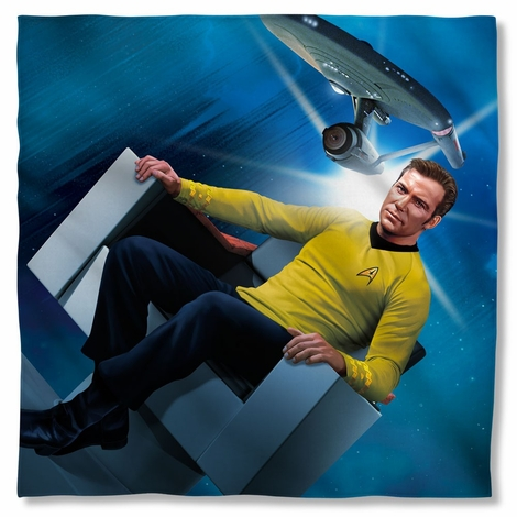 Star Trek Captain's Chair Bandana