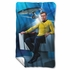 Star Trek Captain's Chair Fleece Blanket
