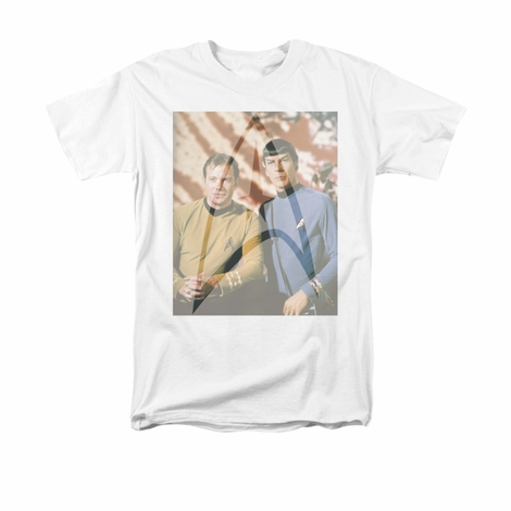 Star Trek Classic Duo T Shirt
