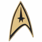 Star Trek Command Insignia Pin