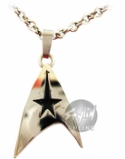 Star Trek Command Necklace
