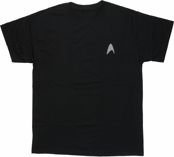 Star Trek Darkness Insignia T Shirt