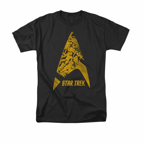 Star Trek Delta Crew T Shirt