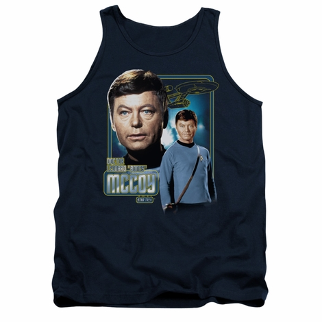 Star Trek Doctor McCoy Tank Top