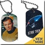 Star Trek Dog Tag