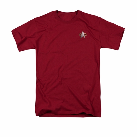 Star Trek DS9 Command T Shirt
