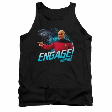 Star Trek Engage Tank Top