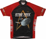 Star Trek Engineering Cycling Jersey
