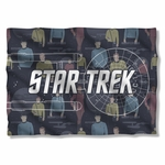 Star Trek Enterprise Crew Pillow Case