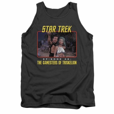 Star Trek Episode 46 Tank Top
