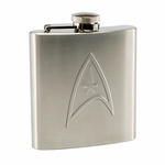 Star Trek Flask