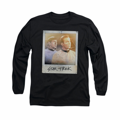 Star Trek Framed Long Sleeve T Shirt
