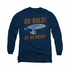 Star Trek Go Bold Or Home Long Sleeve T Shirt