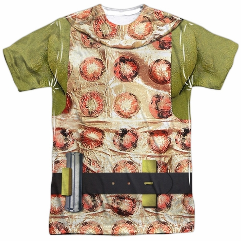 Star Trek Gorn Costume Sublimated T Shirt