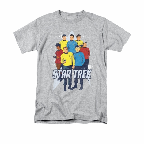 Star Trek Here Here T Shirt