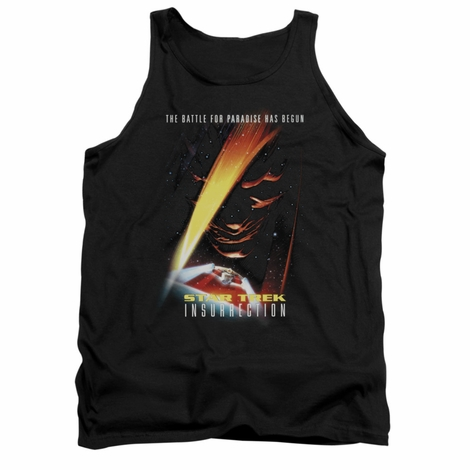 Star Trek Insurrection Tank Top