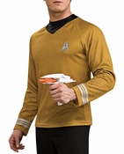 Star Trek Into Darkness Captain Kirk Costume Shirt