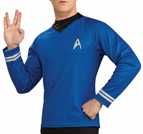 Star Trek Into Darkness Spock Costume Shirt
