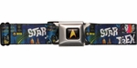 Star Trek Issue 15 Comic Book Cover Seatbelt Mesh Belt