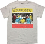 Star Trek Join Starfleet T Shirt