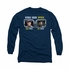Star Trek Know Your Spock Long Sleeve T Shirt
