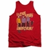 Star Trek Man In Uniform Tank Top