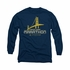 Star Trek Marathon Logo Long Sleeve T Shirt