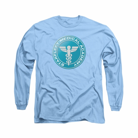 Star Trek Medical Academy Long Sleeve T Shirt