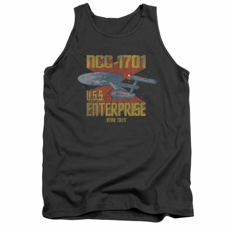Star Trek NCC1701 Tank Top