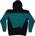 Star Trek Next Generation Sciences Uniform Hoodie