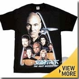 Star Trek Next Generation Shirt