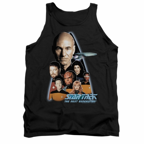 Star Trek Next Generation Tank Top