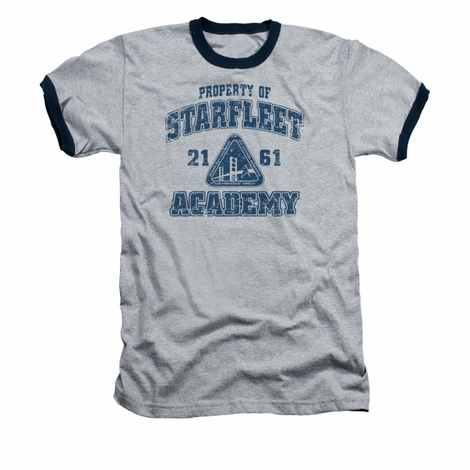 Star Trek Old School Ringer T Shirt