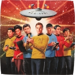 Star Trek Original Crew Sublimated Bandana