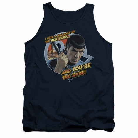 Star Trek Pon Farr Tank Top