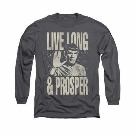 Star Trek Prosper Long Sleeve T Shirt
