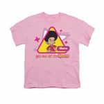 Star Trek Quogs Uhura Space Youth T Shirt