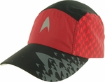 Star Trek Red Running Hat