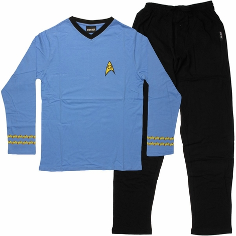 Star Trek Science Pajama Set