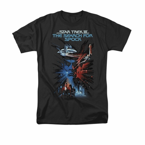 Star Trek Search for Spock T Shirt